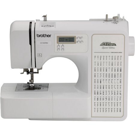 Model CE1100PRW Computerized 100-Stitch Project Runway Sewing Machine by Brother (Sewing Machine Ce1100prw compare prices)