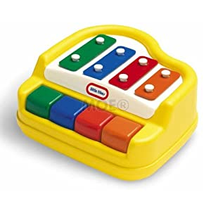 Baby Tap A Tune Piano