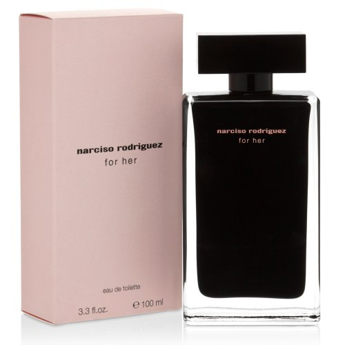Narciso Rodriguez For Her Eau de Toilette, Donna, 100 ml