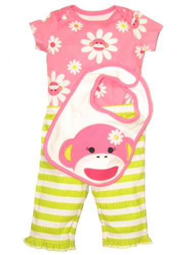 Baby Monkey Outfit front-1048199