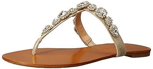 14. Badgley Mischka Women's Cliche Sandal