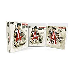 Jackie Chan's PROJECT A & PROJECT A PART II (Eureka Classics) Limited Edition Blu-ray [Blu-ray]