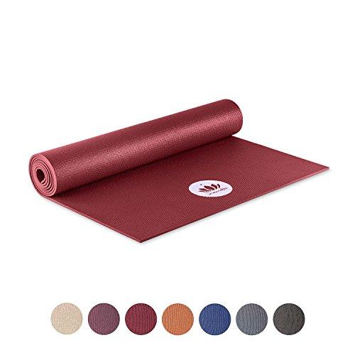 lotuscrafts-mudra-studio-tapis-de-yoga-rouge-bordeaux-standard