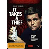 It Takes a Thief - Entire Season One - 5-DVD Box Set ( Once a Crook ) ( It Takes a Thief - Entire Season 1 )by John Saxon