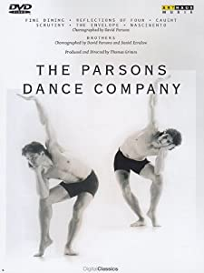 Parsons Dance Company Fine Din [Import]