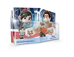 Disney INFINITY Wreck-It-Ralph Toy Box Pack