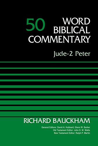 Jude-2 Peter: 50 (Word Biblical Commentary)