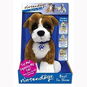 Nintendo Nintendogs Best in Show Boxer