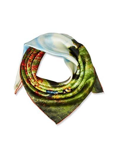 Torrente Foulard Seta [Verde]