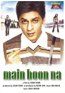 Amazon.com: Main Hoon Na: Shahrukh Khan, Sushmita Sen ...