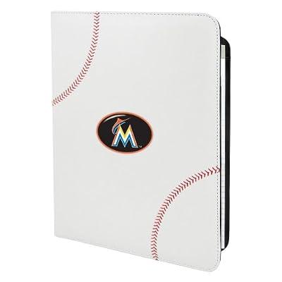 MLB Miami Marlins Classic Baseball Portfolio, Large