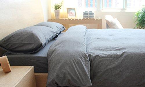 寝具カバーセット 【夏用超薄く通気性が良い無印良品!