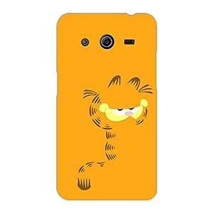 Designer Phone Case Cover for SamsungCore2 Garfield