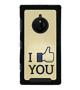 ifasho Designer Phone Back Case Cover Nokia Lumia 830 ( Quotes on Karama and Revenge )