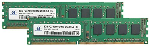 Click to buy Adamanta 16GB (2x8GB) Desktop Memory Upgrade for Acer Aspire MC605_W DDR3 1333 PC3-10600 DIMM 2Rx8 CL9 1.5v Notebook RAM - From only $163.98