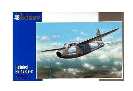 Special Hobby 48093 Heinkel He178 V-2 1:48 Plastic Kit Maquette