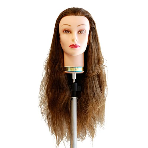 30 Cosmetology Mannequin Head Synthetic Hair   Miss Julia from Marianna