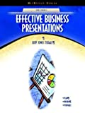 img - for Effective Business Presentations (NetEffect Series) book / textbook / text book