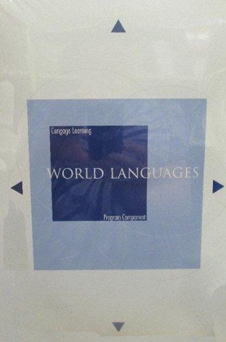 Contacts: Langue et Culture Franaises, 8th Edition (World...