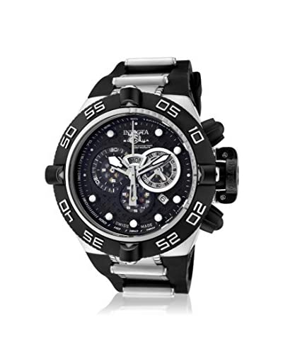 Invicta Men's 6564 Subaqua Noma IV Black Polyurethane Watch
