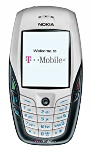 Nokia 6600 Phone (T-Mobile)