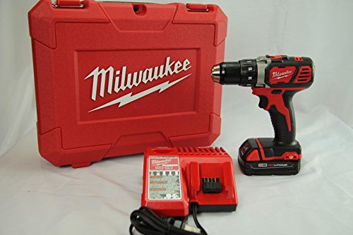 Best Review Of Milwaukee 2606-21CT M18 1/2 Compact Drill/Driver Kit