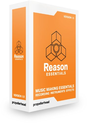 Propellerhead 99-101-0029 Reason Essentials 1.5