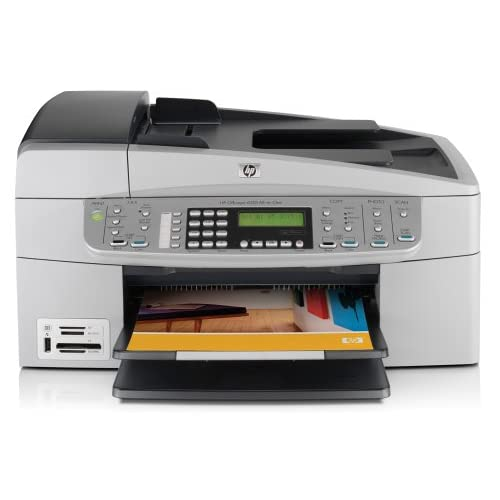 Amazon.com : HP Officejet 6310 All-in-One Printer : Multifunction