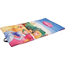 Disney Youth Princess Sleeping Bag with 2.0-Pound Fill 28 x 56-Inch