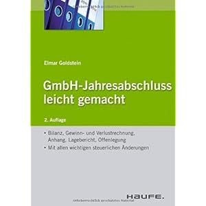 GmbH-Jahresabschluss leicht gemacht - mit Arbeitshilfen online