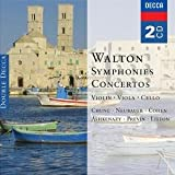 Walton: Symphonies & Concertos [Australia]