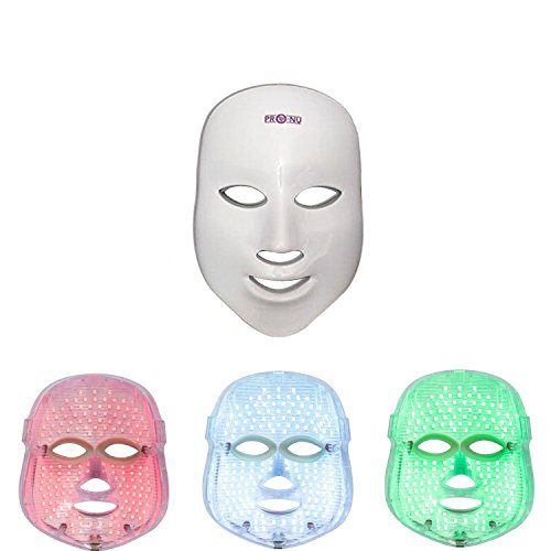 LED Mask Photon Light Skin Rejuvenation Therapy Facial Mask Home Use (Led Light Therapy Devices compare prices)