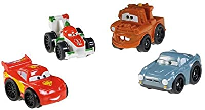 Fisher-Price Little People Cars 2 Wheelies from Fisher-Price