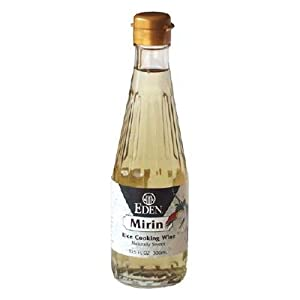 Eden Foods Mirin, Rice Cooking Wine, 10.50-Ounce