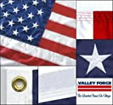 American Flag 6ft x 10ft sewn nylon by Valley Forge Flag