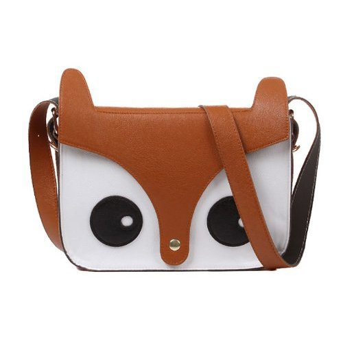 beautylife-cute-fox-owl-shoulder-messenger-bag-pu-leather-crossbody-satchel-handbag-khaki