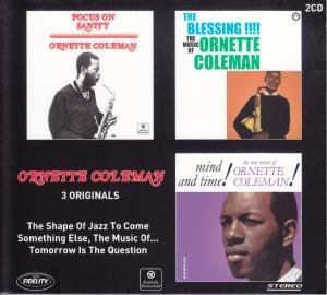Ornette Coleman-3 Originals-2CD-2013-SNOOK Download