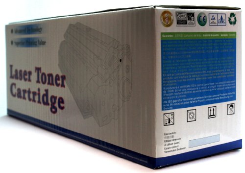 Compatible Black Laser Toner Cartridge for HP