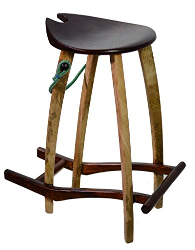 Super Decormonk Guitar Stand Stool Wooden For All Size Guitars Ocoug Best Dining Table And Chair Ideas Images Ocougorg
