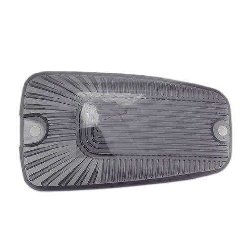 partsam smoke cab clearance marker light amber led. Black Bedroom Furniture Sets. Home Design Ideas