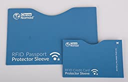 RFID Sleeve Wallets to Guard Your Credit Cards and Passports from Identity Theft. Top and Side Load. Blocking Protection for Men and Women