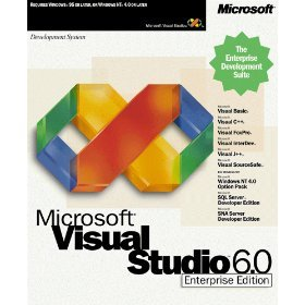 Microsoft Visual Studio 6.0 Enterprise Edition