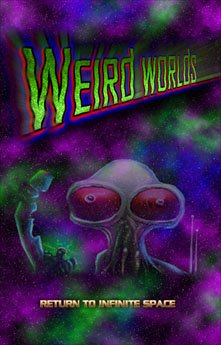 Weird Worlds Return to Infinite Space - 1