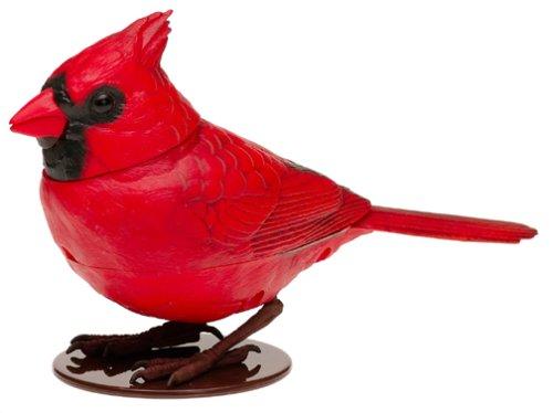 Discount Bird Toys : Discount takara breezy singer bird cardinal