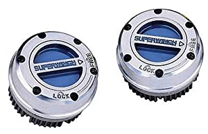 Superwinch 400439 Premium Manual Locking Hub by Superwinch