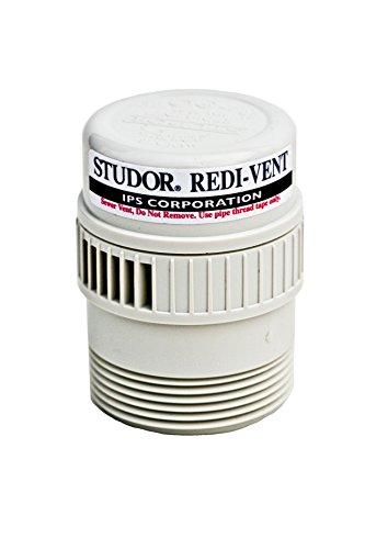 Studor 20346 REDI-VENT Air Admittance Valve, 1-1/2