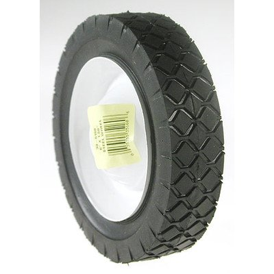 Maxpower 335180 8-Inch By 1-3/4-Inch Steel Lawn Mower Wheel