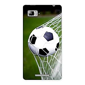 Stylish Goal Green Back Case Cover for Lenovo Vibe Z K910
