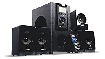 Intex 5.1 Vogue IT 400SUF Multimedia Speaker available at Amazon for Rs.3350