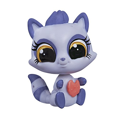 Littlest Pet Shop Get The Pets Single Pack Mackie McMask Doll
